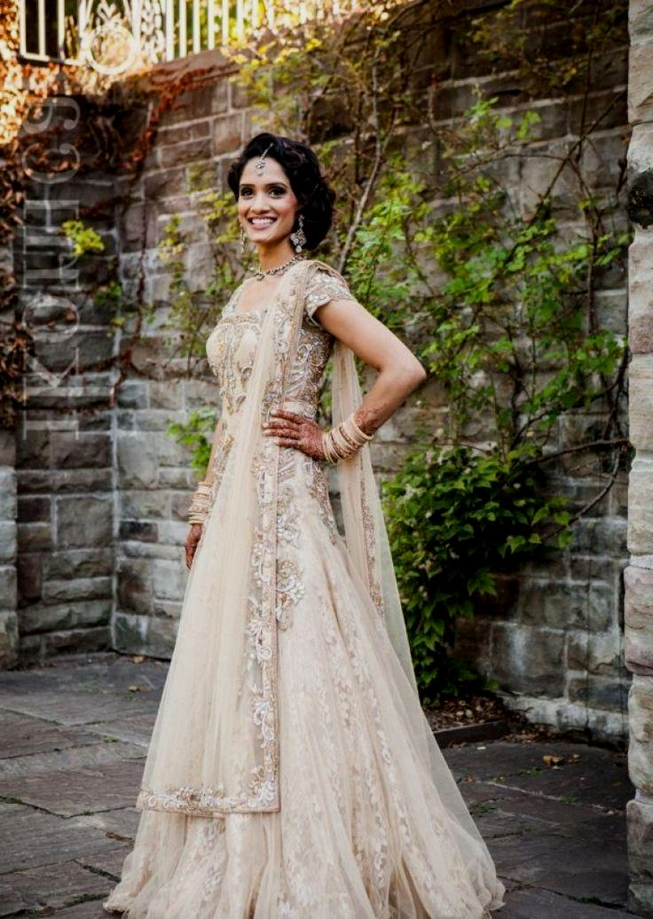 Indian Inspired Bridesmaid Dresses | Olivero