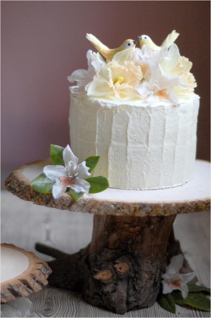 Wedding Cake Plates