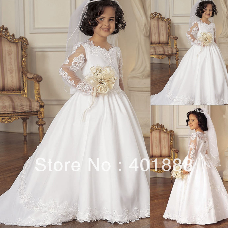 Kids wedding dress for Wedding dresses for child