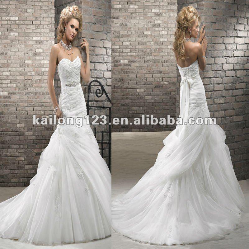 Lace dress drop waist