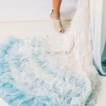 Mermaid Inspired Wedding Dress