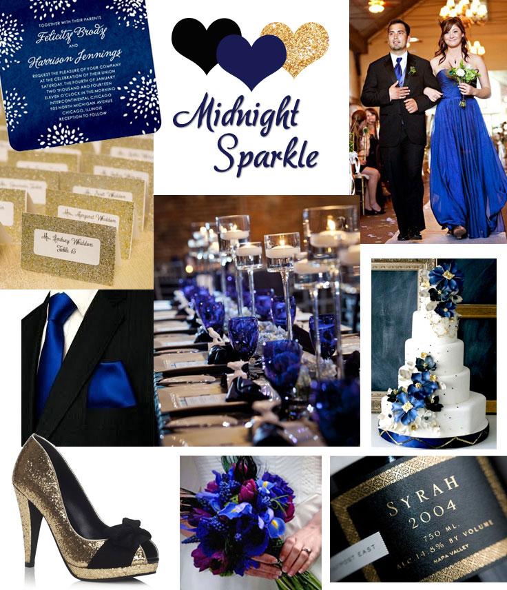 Midnight Blue Wedding And Prom Themes On Emasscraft Org