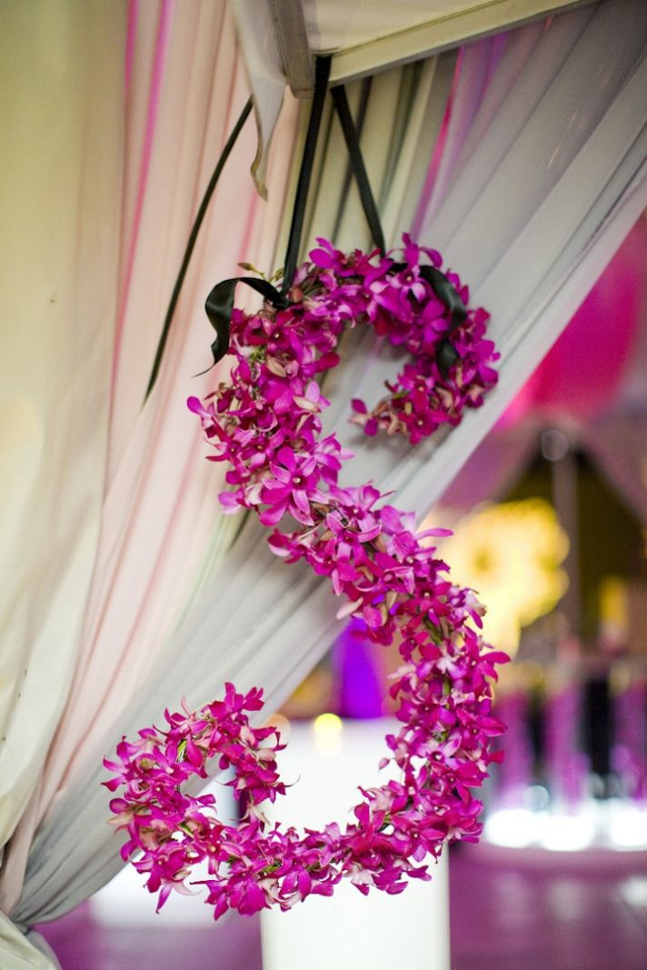 Orchid decorations for weddings for Orchid decor