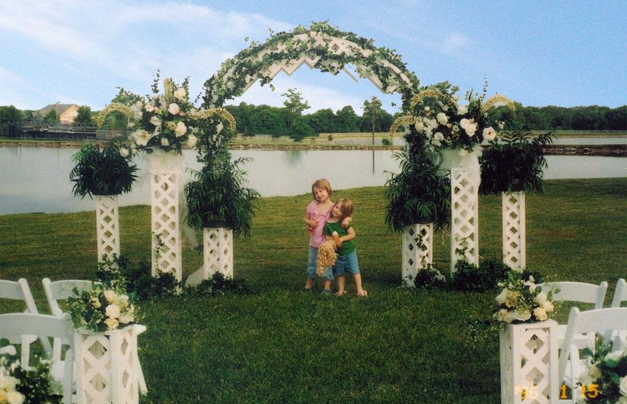 Outdoor wedding decorating ideas outdoor wedding decor ideas junglespirit Gallery
