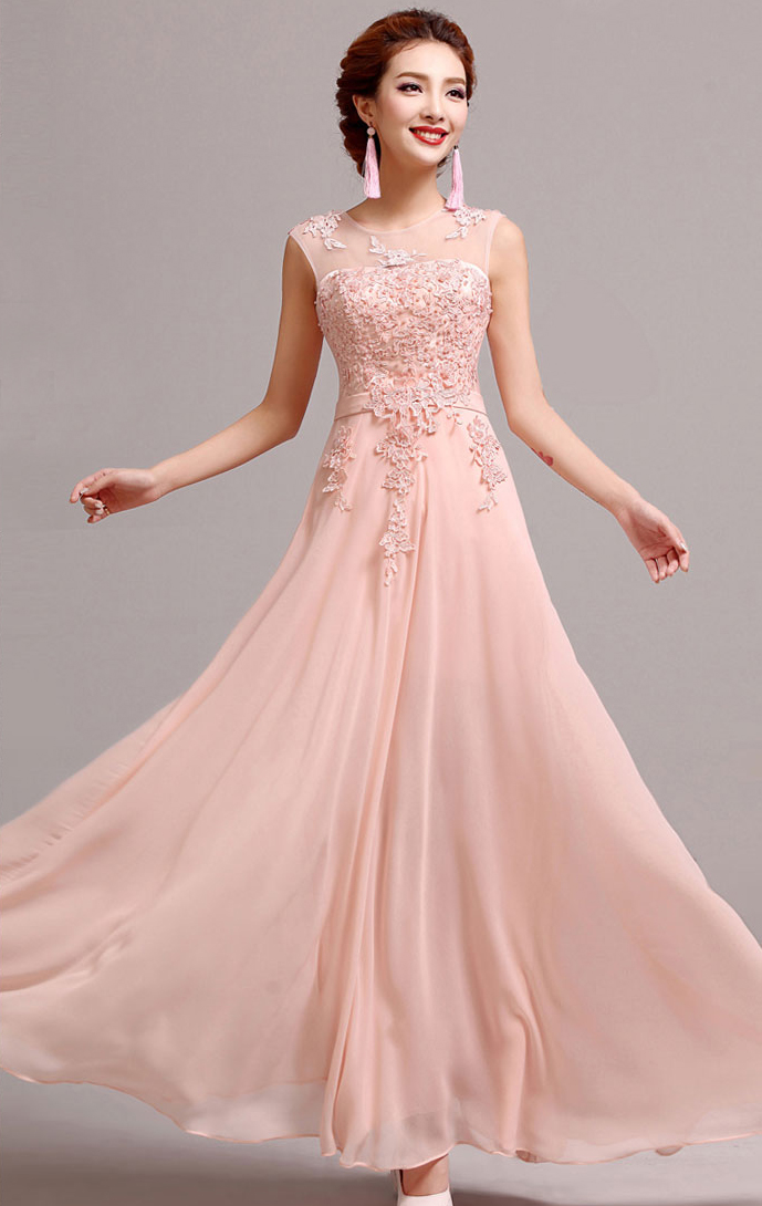 Stunning peach colored gowns gallery images for wedding gowns stunning peach colored gowns gallery images for wedding gowns junglespirit Gallery