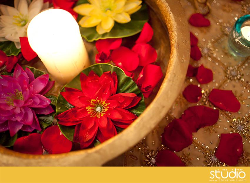 Indian Wedding Ceremony Decorations