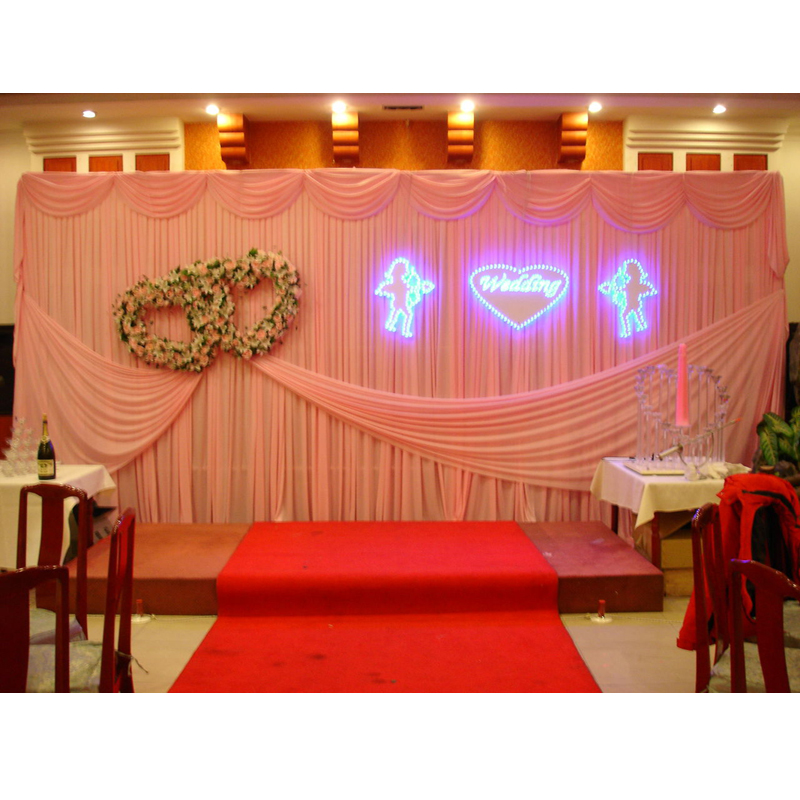wedding decorations stage backdrops