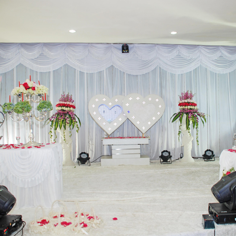 Backdrop Decorations For Wedding Receptions Image collections ...