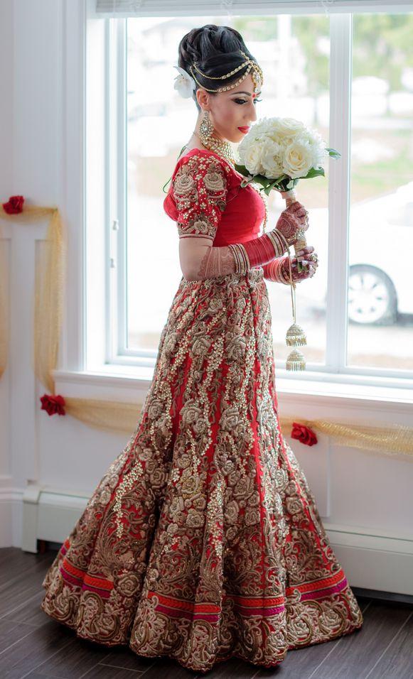Punjabi Bridal Wedding Dresses Collection 2016 Trends For S