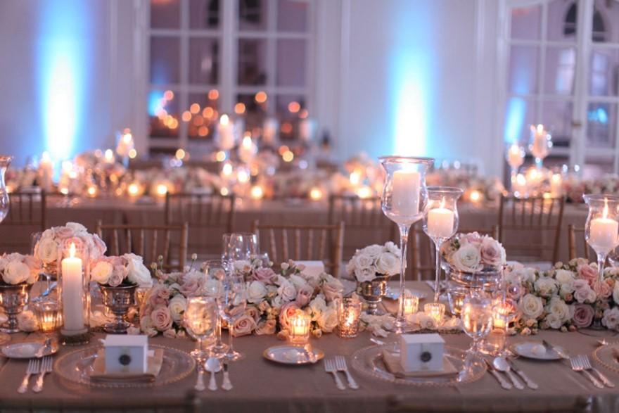Table Centerpieces Ideas For Wedding Reception