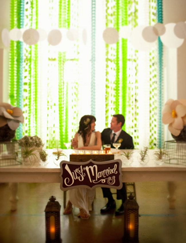 Reception ideas for small weddings for Small wedding reception decorations