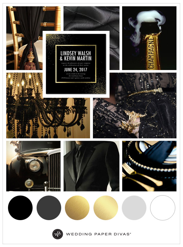 Black And Gold Wedding Baby Nursery Lovable Thinking Of The