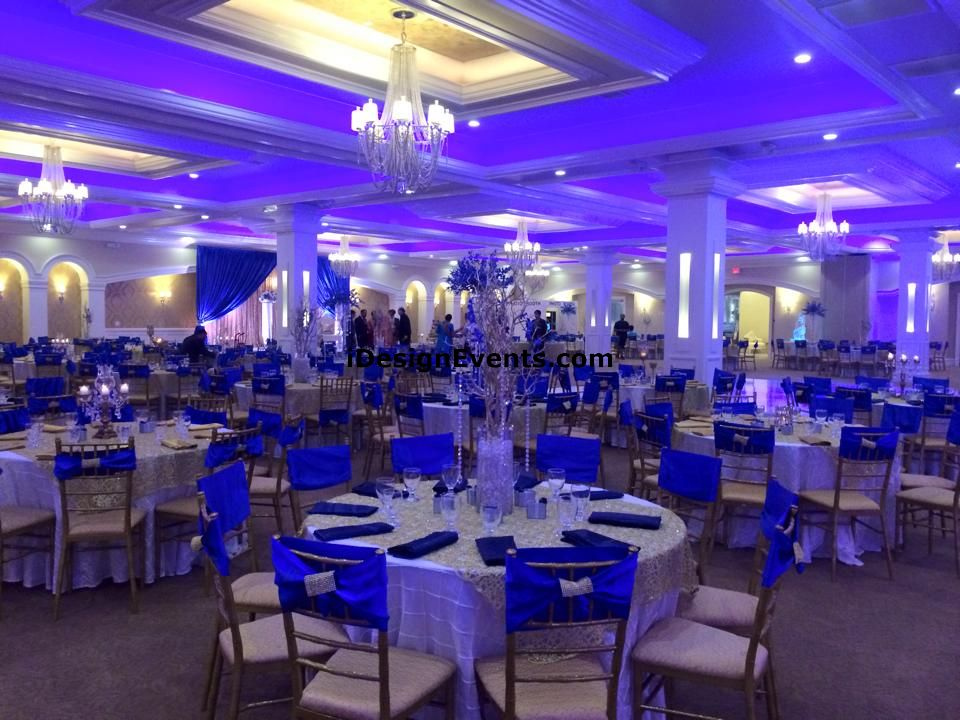 Wedding decorations in royal blue and gold wedding decorations wedding decorations in royal blue and gold royal blue gold wedding decor ideas junglespirit Images