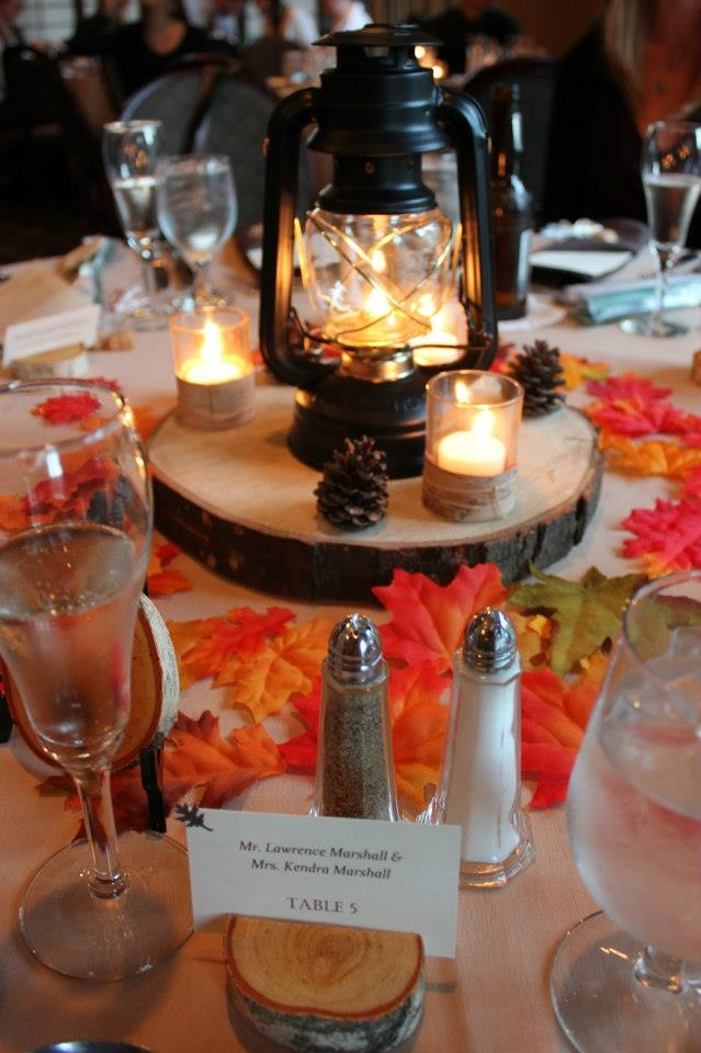 Rustic lanterns for weddings
