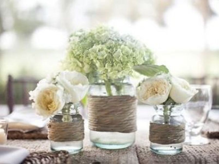 Wedding Table Toppers