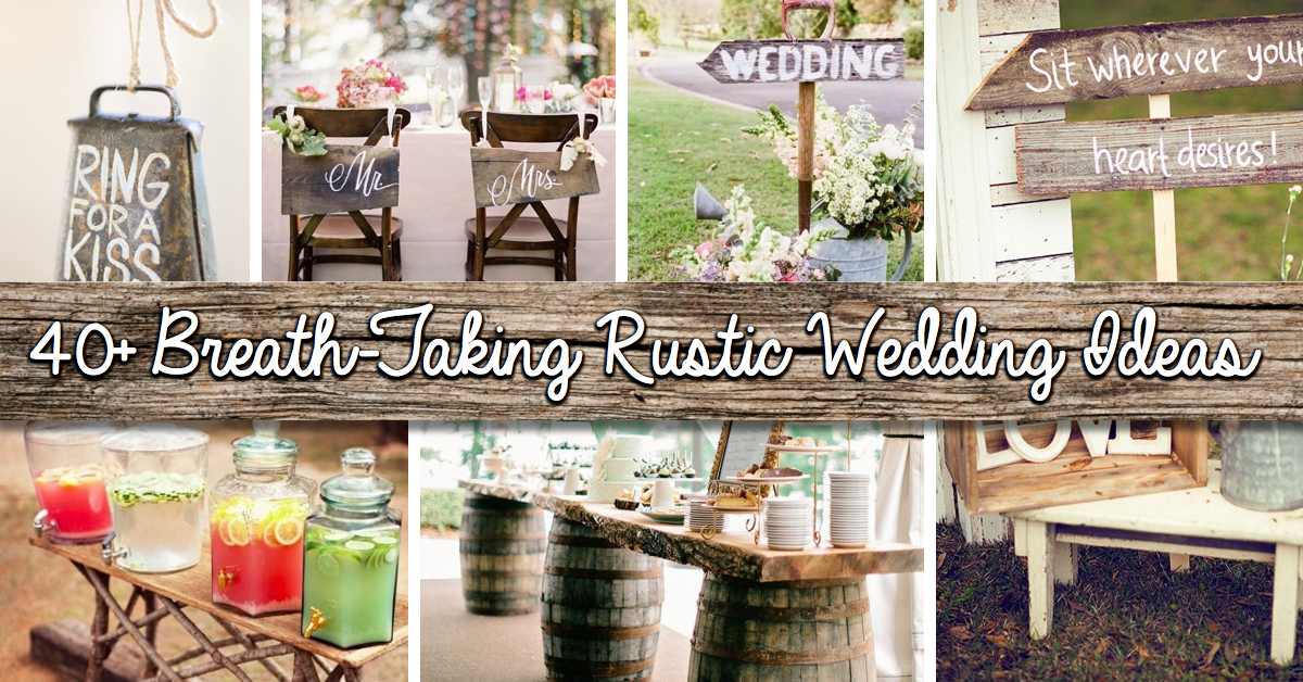 Rustic Wedding Gift Table Ideas : Rustic Wedding Gift Table Ideas