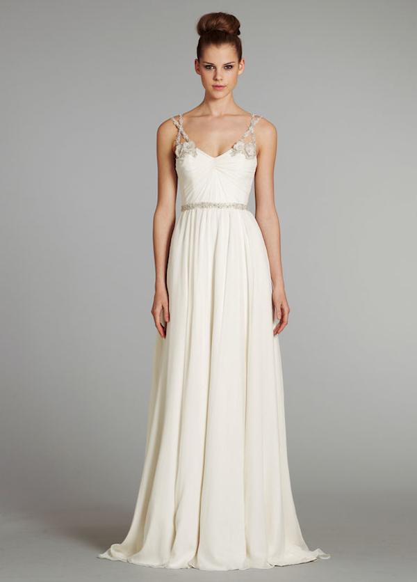 But Elegant Wedding Dress