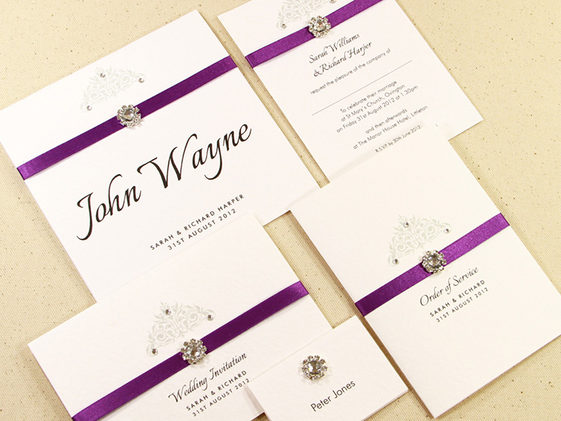 homemade wedding invitations wedding invitations ideas 4843
