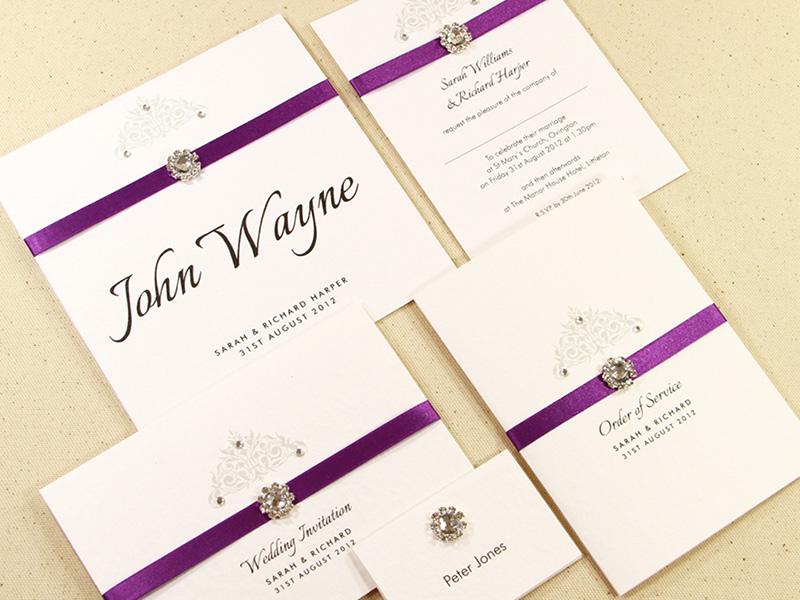 Simple Homemade Wedding Invitations: Homemade Wedding Invitations Ideas