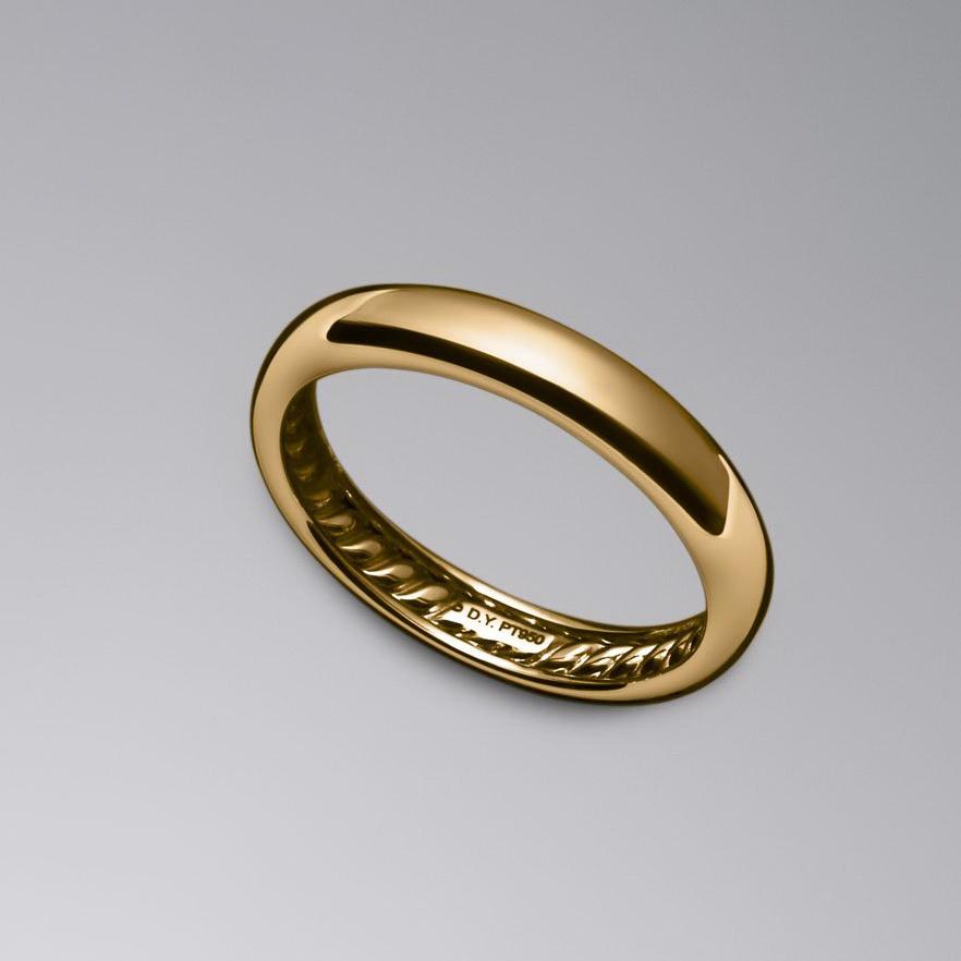 splendid wedding jewelry for men and women from david yurman - David Yurman Mens Wedding Rings