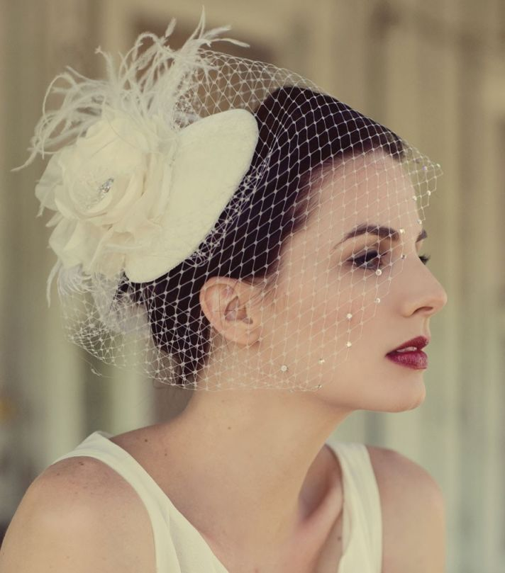 83fcd1d315ae9 Stylish Wedding Hats Collection For Brides – Emasscraft.org