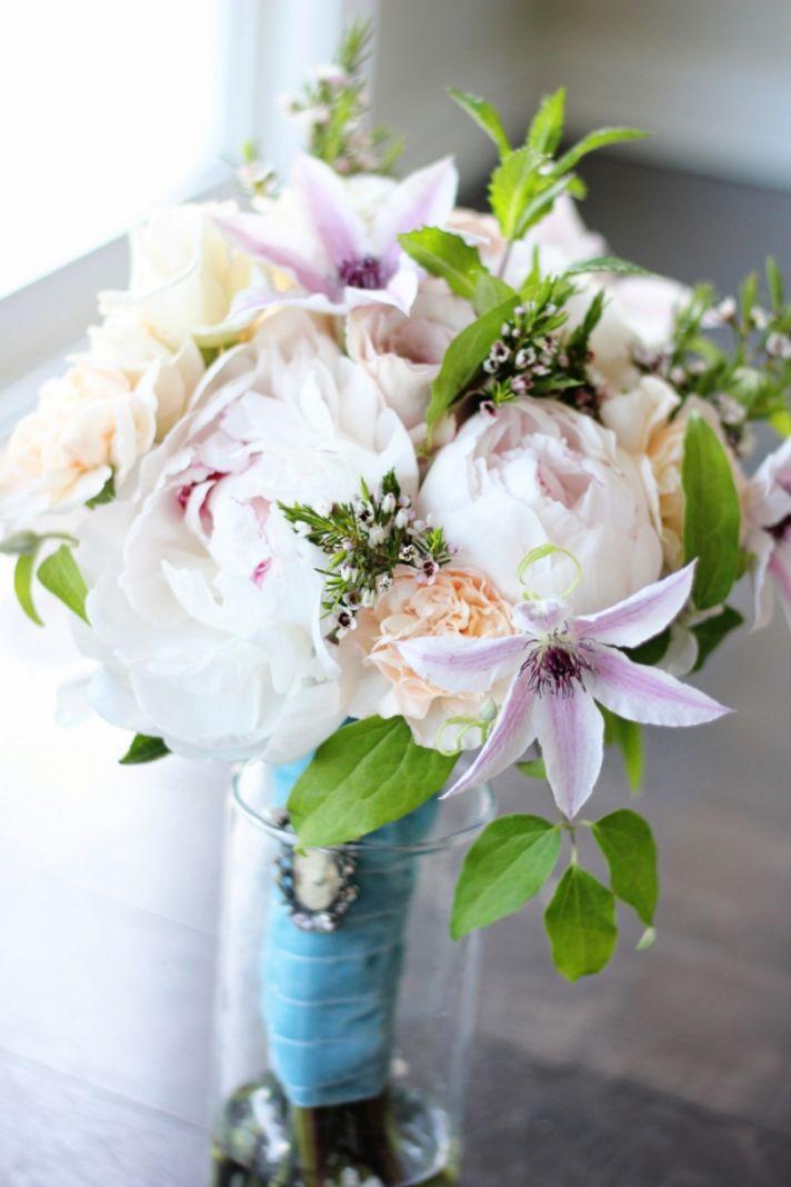 Summer Flower Wedding Bouquets