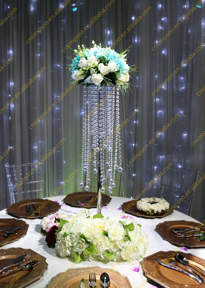 Wedding centerpieces chandelier table top chandelier centerpieces for weddings table top aloadofball Choice Image