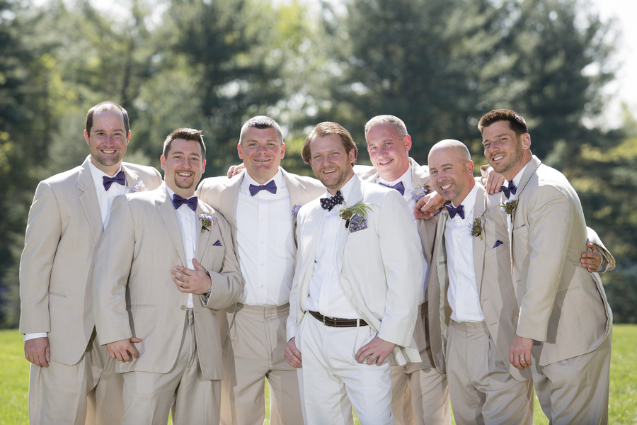 Tan Wedding Suits