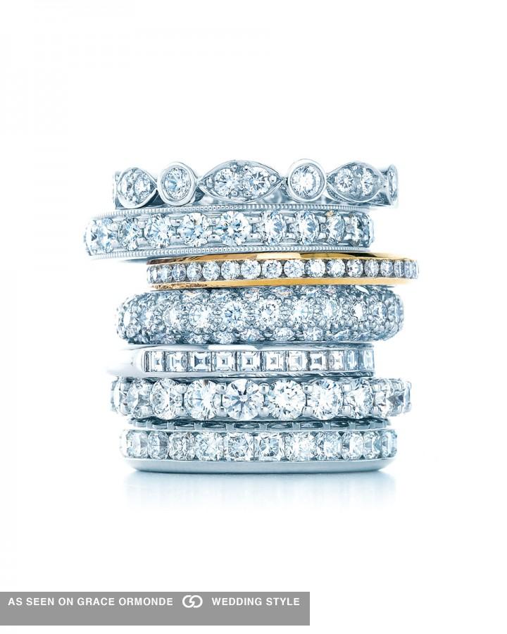 Tiffany Wedding Bands