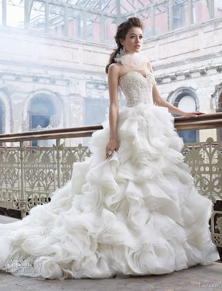 Best 25+ Dream wedding dresses ideas on Pinterest | Wedding ...
