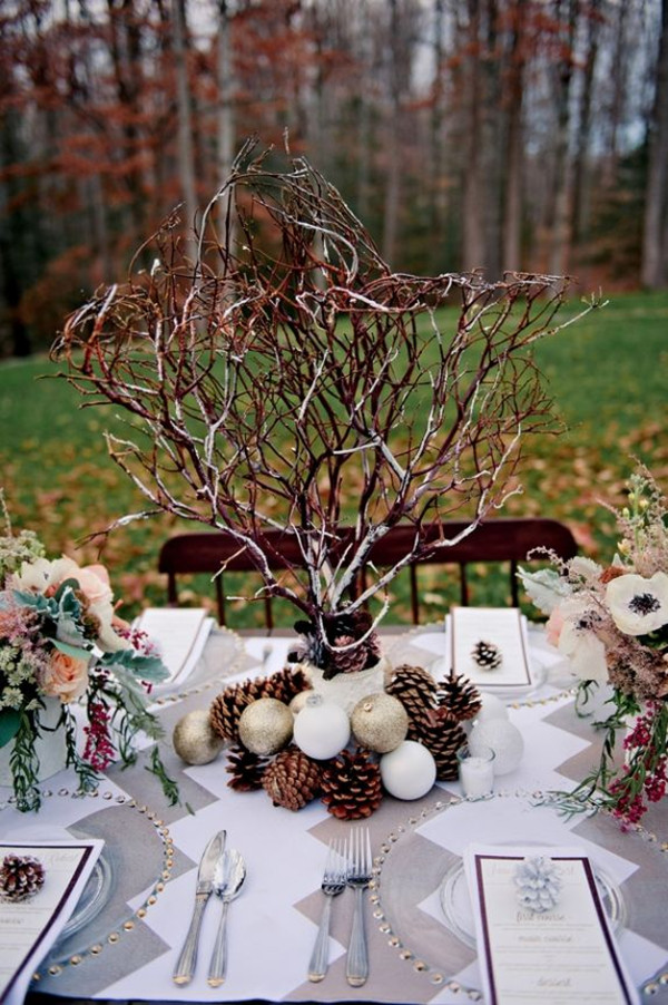 Tree decorating ideas for weddings junglespirit Image collections