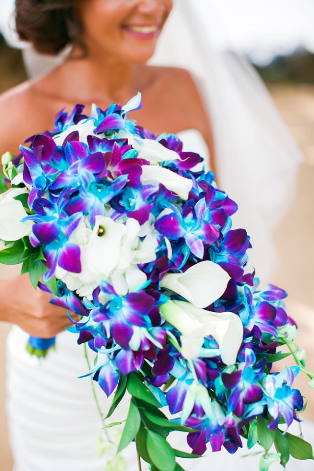 Emejing Purple And Blue Weddings Pictures - Styles & Ideas 2018 ...