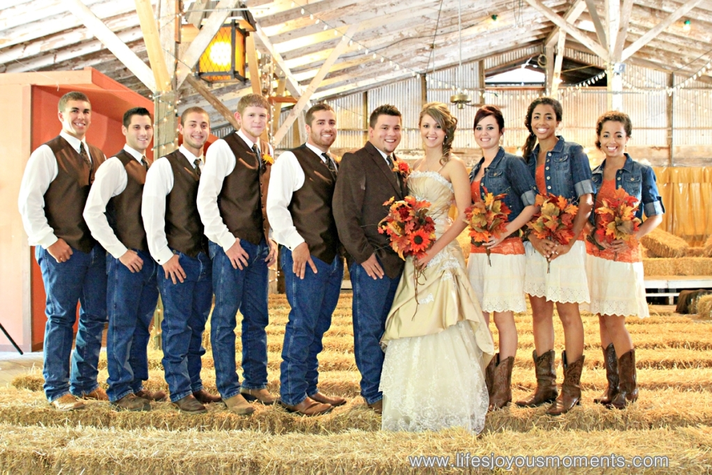 Country Wedding Outfits For Men