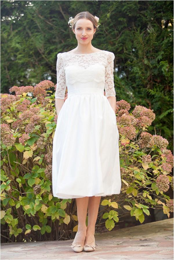Vintage french wedding dress for Vintage wedding dresses paris