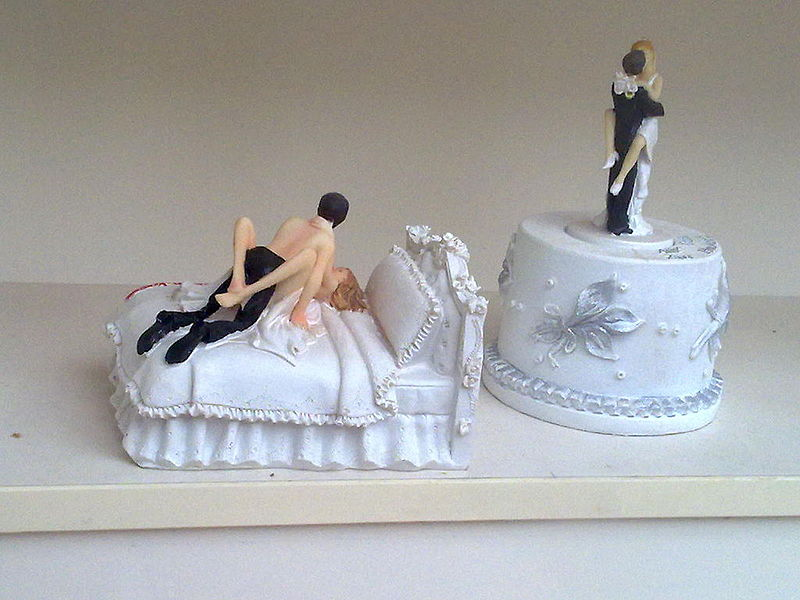 Country Wedding Cake Toppers Humorous