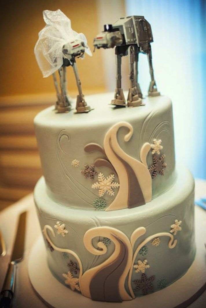 Wedding Cake Toppers For All 1000 Ideas About Star Wars