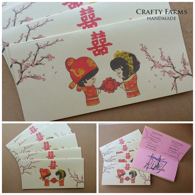 Chinese Wedding Invitation Letter Picture Ideas References