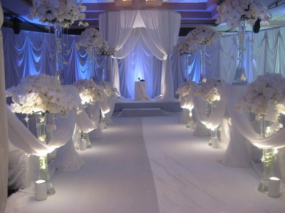 Wedding ceremony decorations junglespirit Images