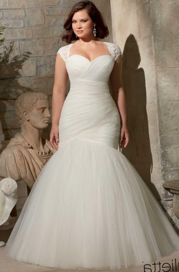 Fat Woman Wedding Dress