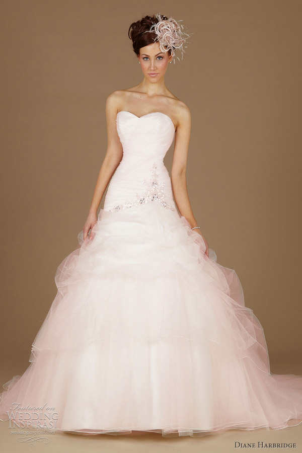 Light Pink Wedding Dresses - Utoroa.com