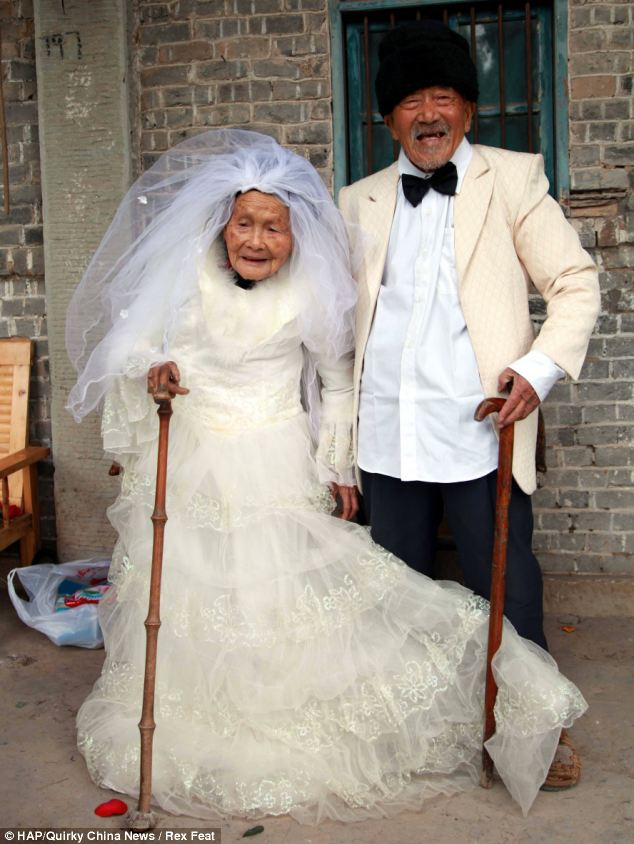 Wedding Ideas For Older Couples