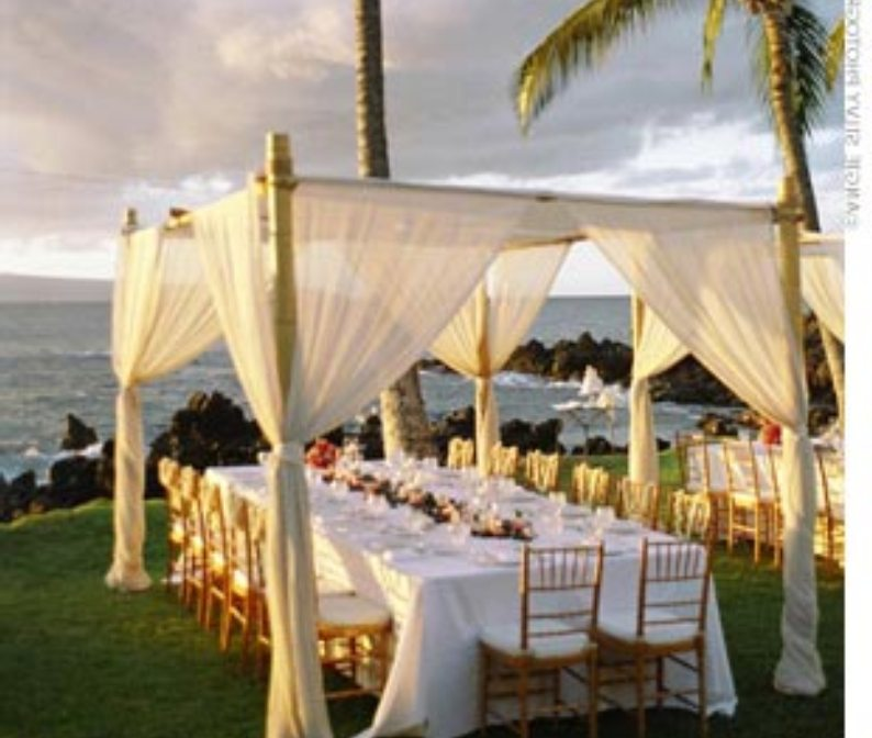 Beach Wedding Decorations Ideas: Beach Wedding Reception Decorations