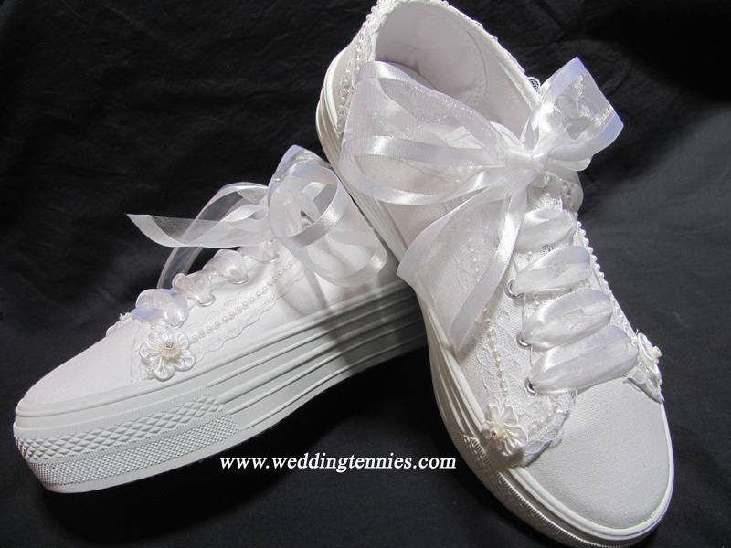 wedding tennis shoes wedding tennis shoes 1194