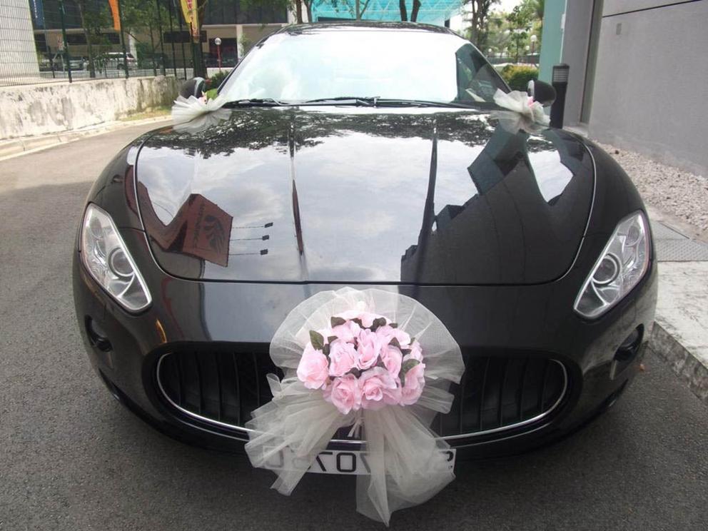 Car Decoration Wedding Ideas | Flisol Home