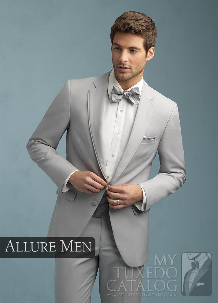 Grey Suits For Weddings