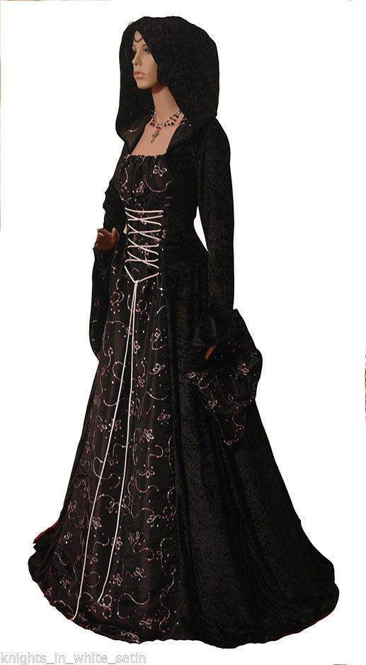 Wiccan Wedding Dress