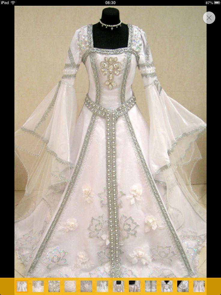 wiccan wedding dress - Wiccan Wedding Rings