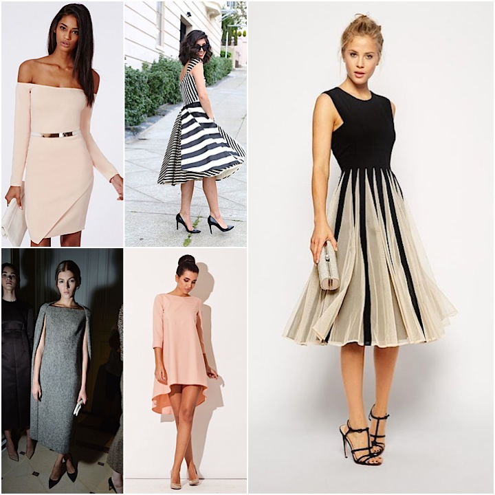 Dresses For Winter Wedding Guests Ideas