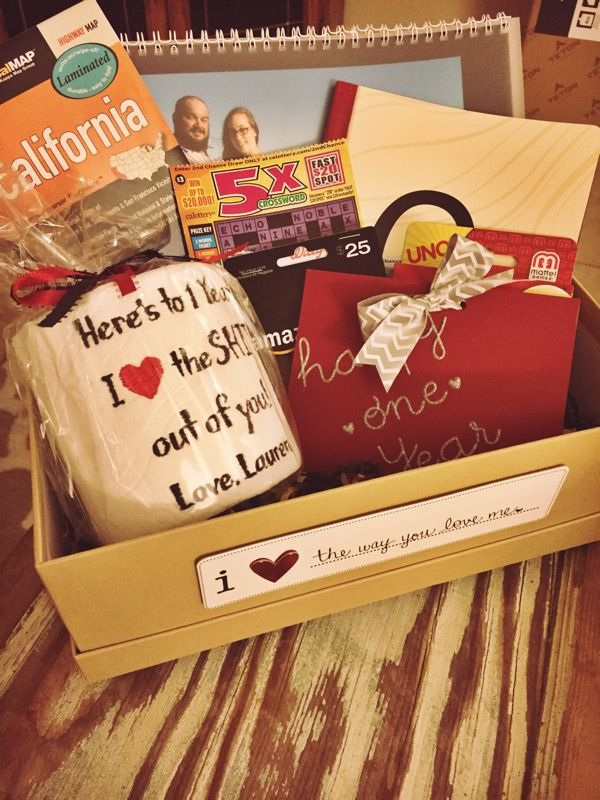Ideas For Anniversary Gifts For Husband Euffslemani