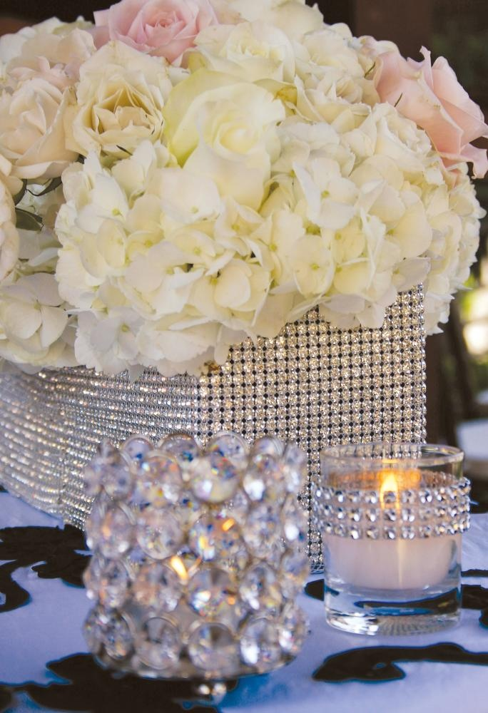 Bling Wedding Decor Choice Image - Wedding Decoration Ideas